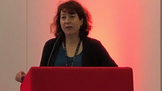 Nancy Platt, leader of Brighton & Hove Council