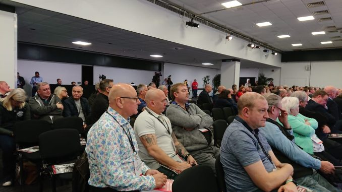 Unite's automotive sector conference 2019