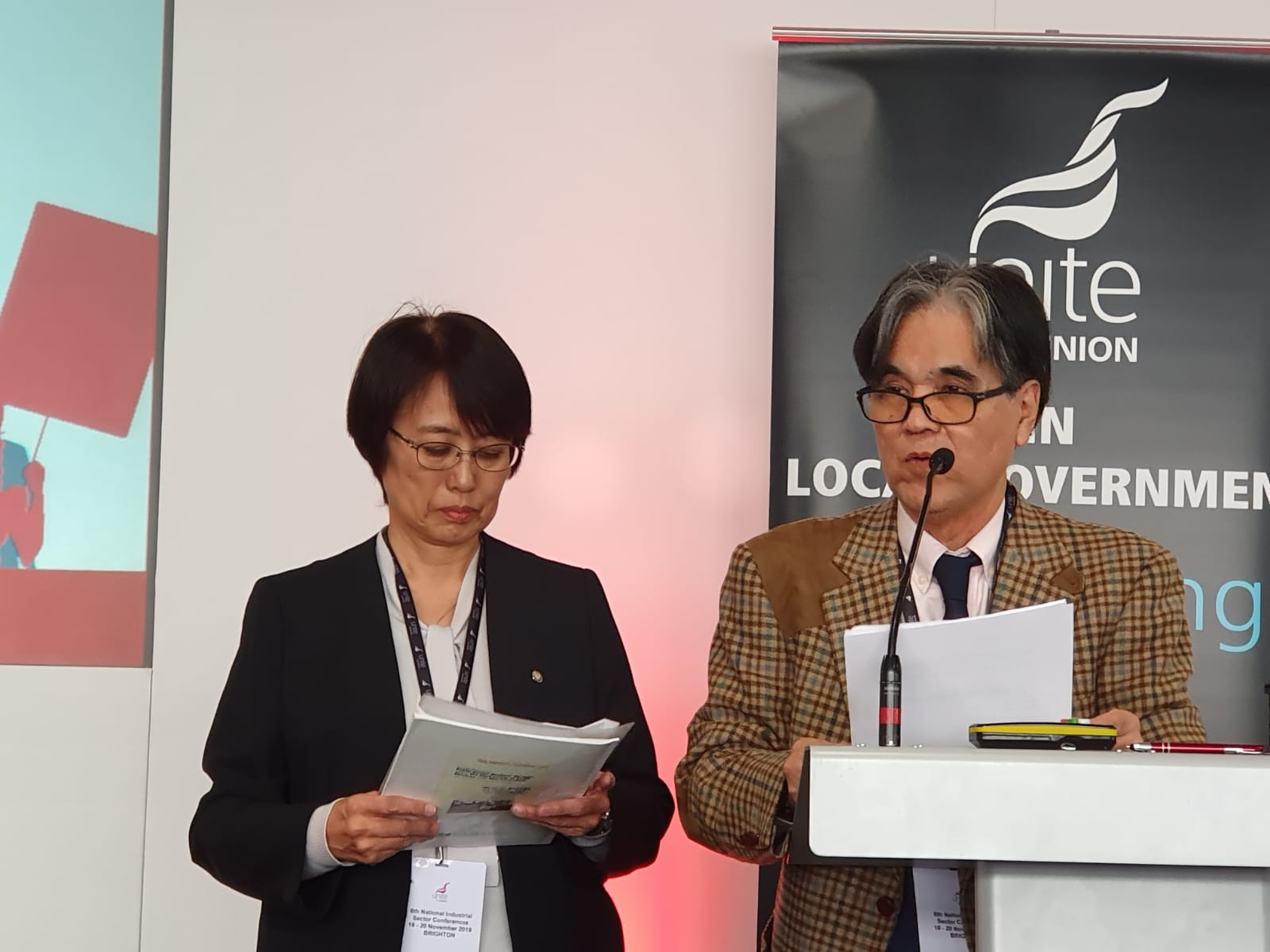 Local Authority Speakers from Japan on