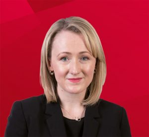 Rebecca Long-Bailey for Labour leader
