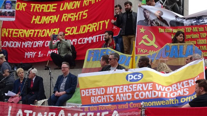 Platform London Mayday 2019