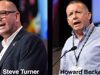 Steve Turner and Howard Beckett