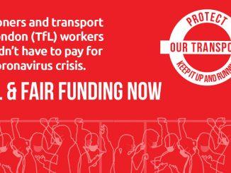 TFL Fair funding now