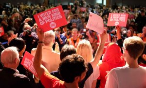 Centre left grassroots alliance