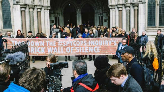 Spycops inquiry