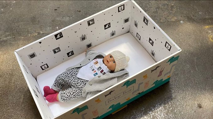 Buy a baby box