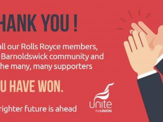 Barnoldswick Rolls Royce victory