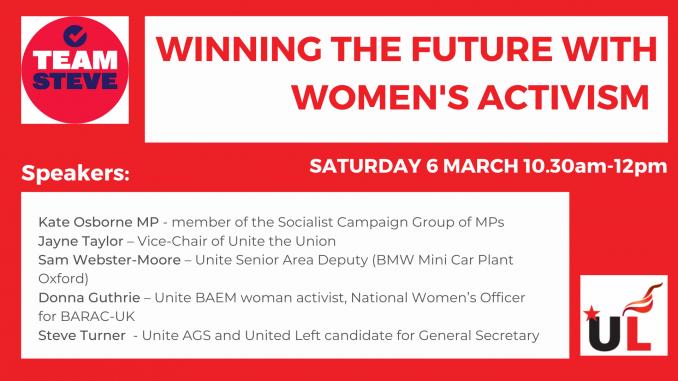 UL International Women's Day event