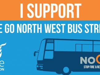 I support Go North West bus strike