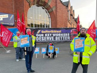 Great North West bus strike