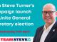 Steve Turner GS launch event