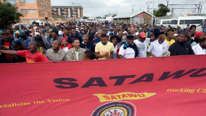 Durban dockers boycott Israeli ship