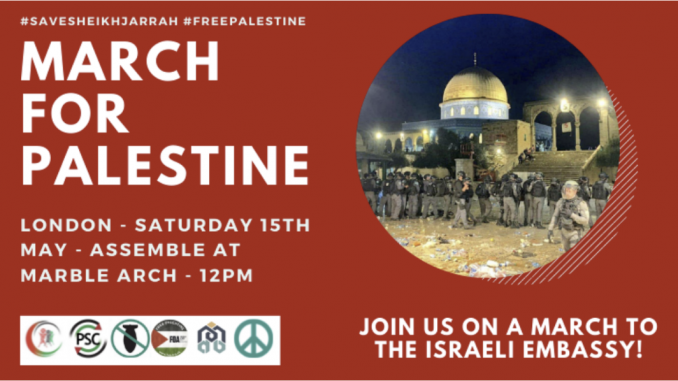 March for Palestine