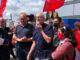 Steve Turner, Unite AGS and Jeremy Corbyn MP