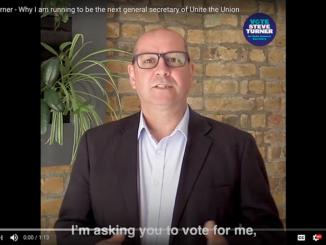 Why vote for Steve Turner